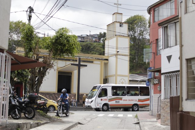 Hace 50 años, 25 familias llegaron al barrio Malabar, en Manizales