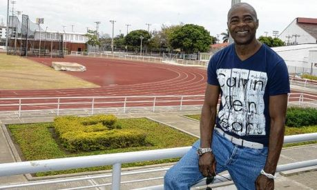 Atletismo colombiano