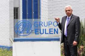 William Salazar Sánchez, gerente general del Grupo Eulen.