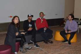 Panel del IAB Day Manizales
