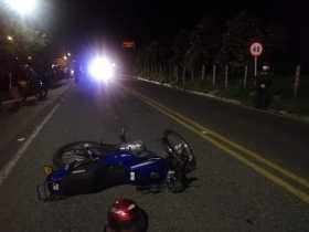 Cuatro lesionados en accidente en Chinchiná