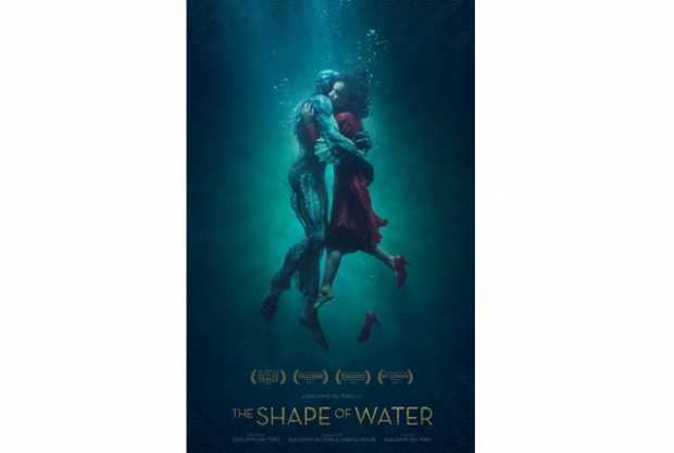 Guillermo del Toro logró 13 postulaciones con The Shape of Water.