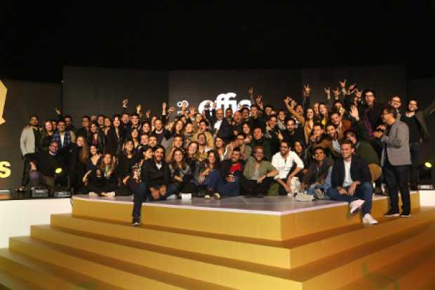Sancho BBDO recibe premio Effie Colombia