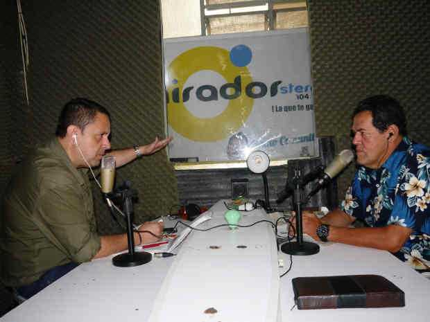 LOCUTORES DE CHINCHINÁ