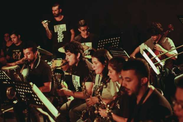 Noche de jazz con la Big Band