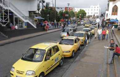 INcremento taxis
